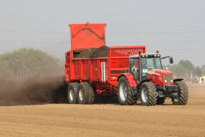 farm equipment list - fertilizer spreader