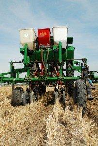farm equipment list - seeder